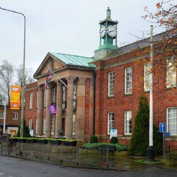 Padiham Town Hall